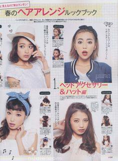 Various styles