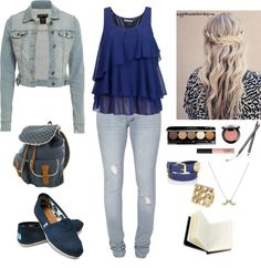"""""""On Location Seventeen"""" by kamababus on Polyvore"""