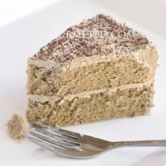 Goldilocks bakeshop is a well-known institution in the Philippines. I've always dreamed of baking a mocha cake like theirs. Here's the result of my experiment.