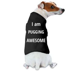 Awesome   Awesome shirt voor an Awesome dog!