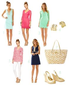Spring at Lilly Pulitzer