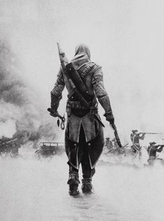 Image uploaded by Italian. Find images and videos about game, Connor and assassin's creed on We Heart It - the app to get lost in what you love. Assassin's Creed 3, The Assassin, Assassins Creed Series, Female Assassin, Game Character, Character Design, Connor Kenway, Assassin's Creed Wallpaper, Cyberpunk