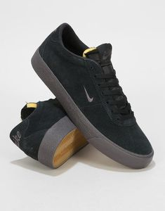 845deecb12 Nike SB Zoom Bruin Ultra Skate Shoes - Black/Thunder Grey