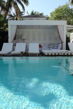 Delano South Beach, Miami - pool