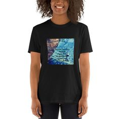 Motivational Short-Sleeve Unisex T-Shirt Interior Design Programs, Elephant Shirt, All Nature, T Shirts For Women, Clothes For Women, Unisex, Tees, Sleeves, Model