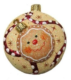2007 Milaeger's Christmas Exclusive by Patricia Breen.