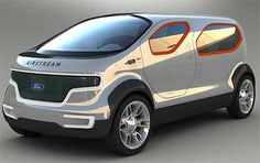 #Ford #AirStream concept is powered by a plug-in hybrid fuel cell, A futuristic #hybrid crossover    http://www.fordenginesforsale.co.uk/