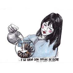 Paula Bonet.