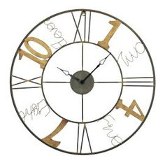 Free delivery over to most of the UK ✓ Great Selection ✓ Excellent customer service ✓ Find everything for a beautiful home London Clock, Pendulum Wall Clock, Thing 1, Gifts For Office, Face Cleanser, Washer Necklace, Bronze, Medium, Products