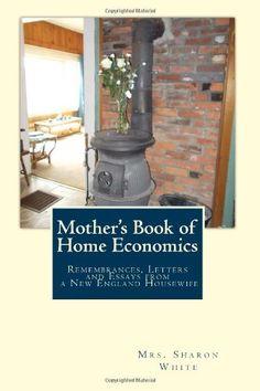 A heart-felt homemaker's memoir. - Reading for March 2017