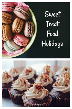 Food holidays to tempt your sweet tooth Days Of The Year, Months In A Year, National Days, Favorite Holiday, Holiday Recipes, Cookie Recipes, Sweet Tooth, Sweet Treats, Favorite Recipes