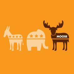 VOTE MOOSE