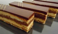 You searched for Opéra - Que Cuisine Hungarian Desserts, Pavlova, Something Sweet, Cake Creations, Tiramisu, Fondant, Biscuits, Cheesecake, Nutrition