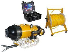 Neuer Schwertwal-ein Rov, Underwater Inspection Rov VVL-S280-4T 50-200m Cable foto auf de.Made-in-China.com