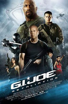 G.I. Joe: Retaliation (2013) The Rock Dwayne Johnson, Dwayne Johnson Movies, Top Movies, Great Movies, Movies To Watch, Funny Movies, Netflix Codes, Gi Joe Movie, Movie Tv