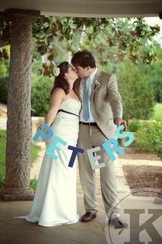 DIY wedding, Maymont Park, Name sign wedding-photos-kitt-creative