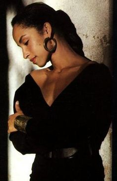 Helen Folasade Adu OBE (born 16 January better known as Sade, is a British singer-songwriter, composer, and record producer. She first achieved success in the as the frontwoman and lead vocalist of the Brit and Grammy Award winning English gr Sade Adu, Beautiful Black Women, Beautiful People, Beautiful Soul, Quiet Storm, Vintage Black Glamour, Female Singers, Timeless Beauty, Record Producer
