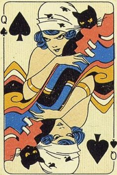 Queen of spades                                                                                                                                                                                 More