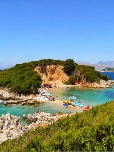 Ksamil Island,Albania: