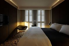 Burbury Hotel- Room