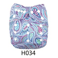 Alva Pocket Diaper H034