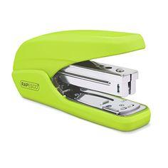 From 3.50 Rapesco 1395 X 5-25ps Stapler Less Effort 25 Sheet Capacity - Green
