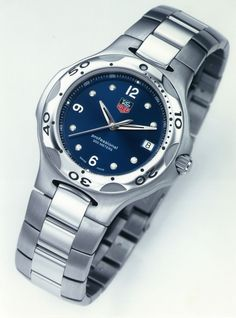 one of the most avant garde timepieces ever - The iconic 1990s TAG Heuer- The TAG Heuer Kirium