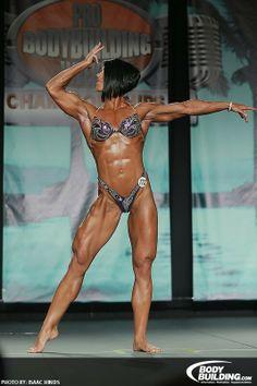 Dana Linn Bailey - 2013 IFBB PBW Tampa Pro Women Photos!