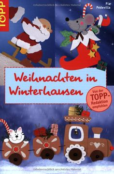 Weihnachten in Winterhausen Christmas Holidays, Christmas Crafts, Reno, Mice, Paper Cutting, Gingerbread Cookies, Kindergarten, Happy, Christmas Aprons