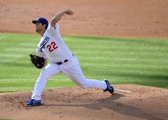 Clayton Kershaw gets the win 8-3 vs. the Mets on July 01, 2012
