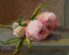 Art Monkey: Christine Lafuente - Peony Blooms