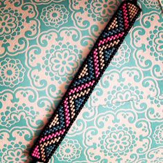 off loom beading techniques Peyote Stitch Patterns, Seed Bead Patterns, Weaving Patterns, Bead Loom Bracelets, Beaded Bracelet Patterns, Jewelry Patterns, Bead Loom Designs, Beading Techniques, Loom Bands
