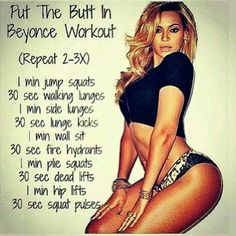 B workout