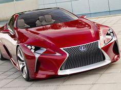2015 Lexus LF-LC very expensive $500,000,000