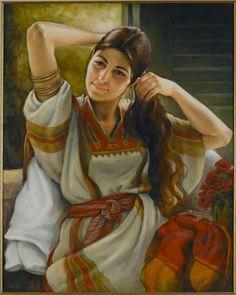 (1) Irina Karkabi