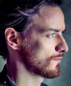 James McAvoy ~ He gets better with age. James Mcavoy Michael Fassbender, Charles Xavier, Scottish Actors, Actor James, Attractive Men, X Men, Celebrity Crush, Actors & Actresses, Hollywood Actresses