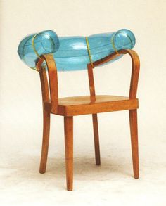 ifthisisawoman:  from 100 Chairs in 100 Days designed by Martino...