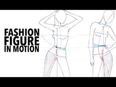 How to Draw Fashion Sketches: 15 Steps (with Pictures)