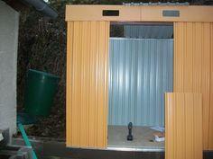 Vogelschutzhaus mit schöner außen Voliere Bauanleitung zum...