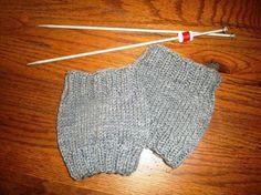 *My Honey Bunch: Easy Boot Cuffs DIY Pattern