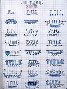 Best school organization notes handwriting tips ideas Best school organization notes handwriting tips ideas<br> Bullet Journal Lettering Ideas, Bullet Journal Notes, Bullet Journal Writing, Bullet Journal Aesthetic, Cute Notes, Pretty Notes, Good Notes, School Organization Notes, School Notes