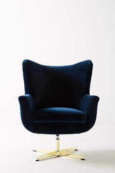 Anthropologie Adavale Swivel Chair, #afflink