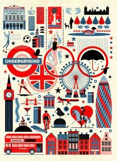 London Games by Dieter Braun