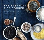 For those who think a rice cooker is a one-hit wonder, it's time to think again. Lemon Chicken Soup with Orzo? Mixed Mushroom and Bulgur Risotto? Sausage and Broccoli Rabe with Farro? Yes, all can be made in a rice cooker! This practical cookbook details methods for preparing basic grains and collects 85 soups, stews, salads, side dishes, and complete meals, including lots of options for vegetarians and pescatarians. And the information on how to use a rice cooker to its fullest…