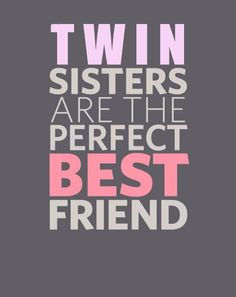 www.twinsgiftcompany.co.uk  #twinsisters are the perfect best friend