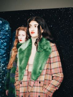 London Fashion Week AW15: Shrimps - DisneyRollerGirl