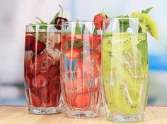 Как сделать воду вкусной (летний лайфхак)
