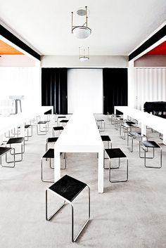 Bauhaus Dessau Kantine | Flickr - Photo Sharing!