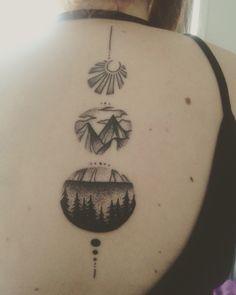 My New Zealand tattoo