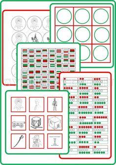 pirosfeherzold-721x10242 Calendar, Bullet Journal, Teaching, Holiday Decor, Activities, School, Life Planner, Education, Onderwijs